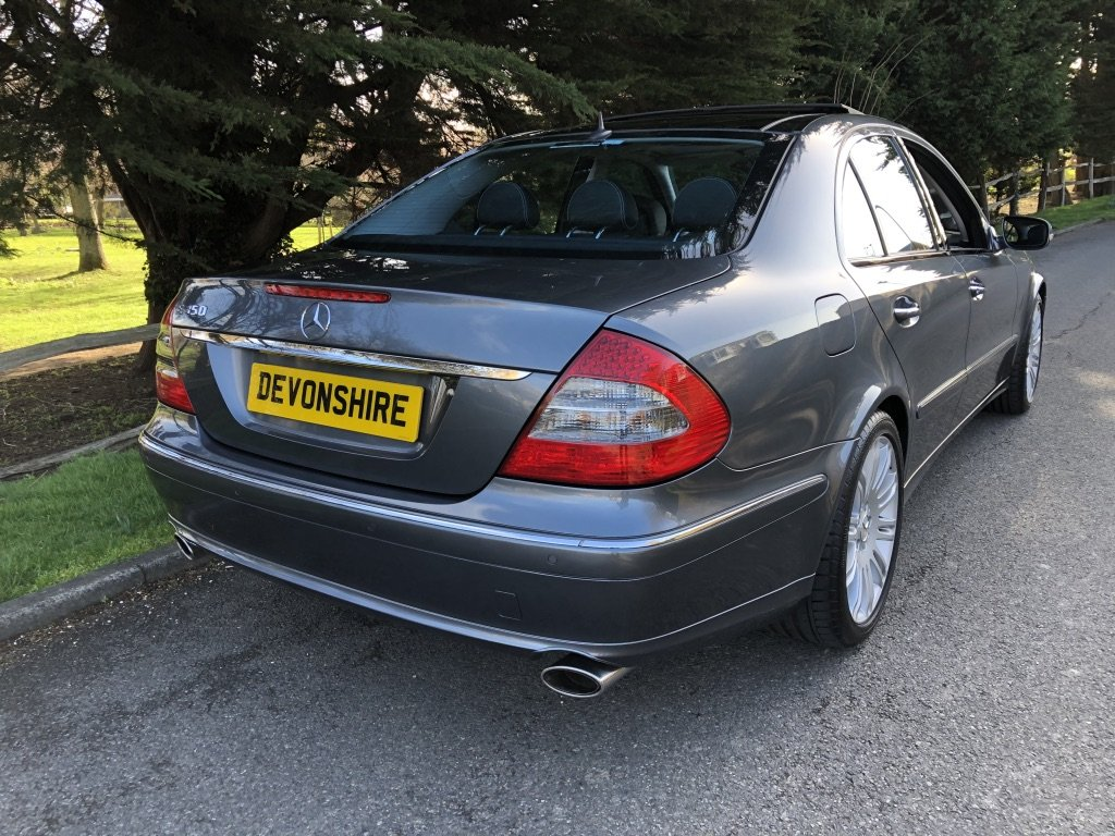 2006 Mercedes Benz E350 V6 Petrol Only 27000 Miles Very Rare For Sale (picture 2 of 6)