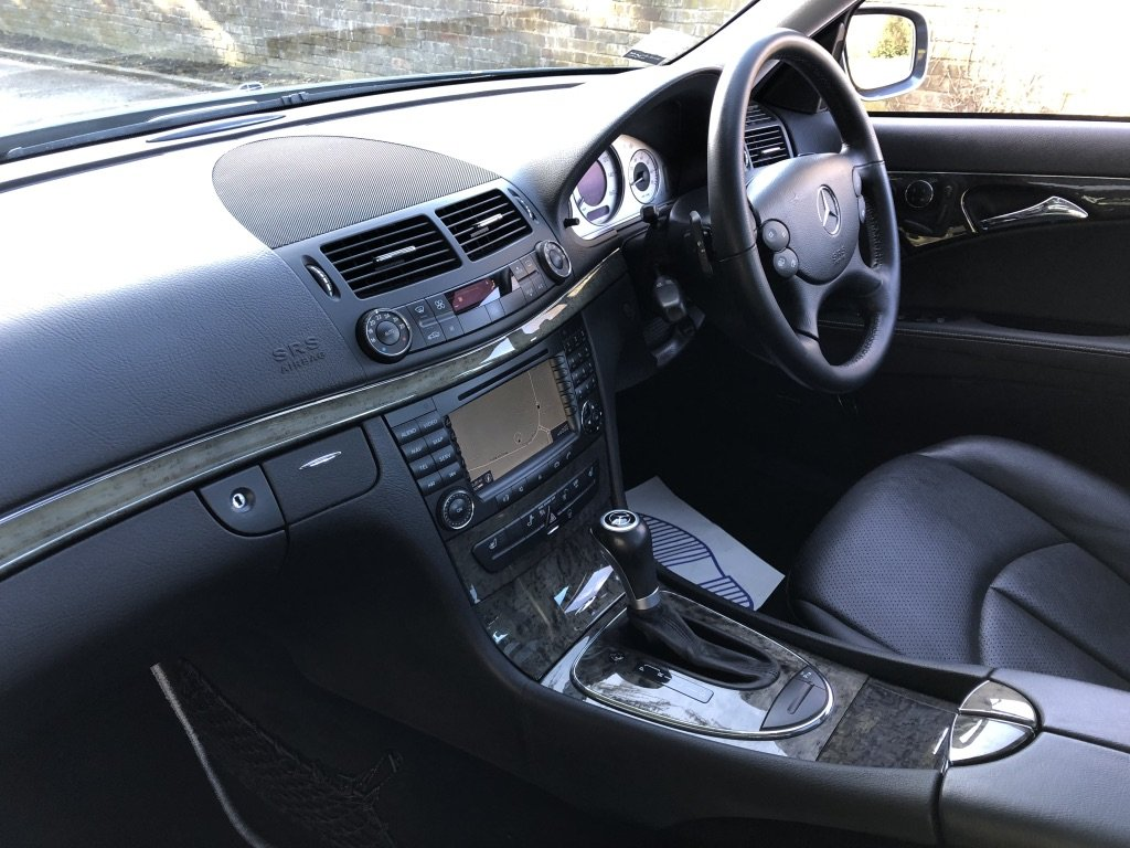 2006 Mercedes Benz E350 V6 Petrol Only 27000 Miles Very Rare For Sale (picture 4 of 6)