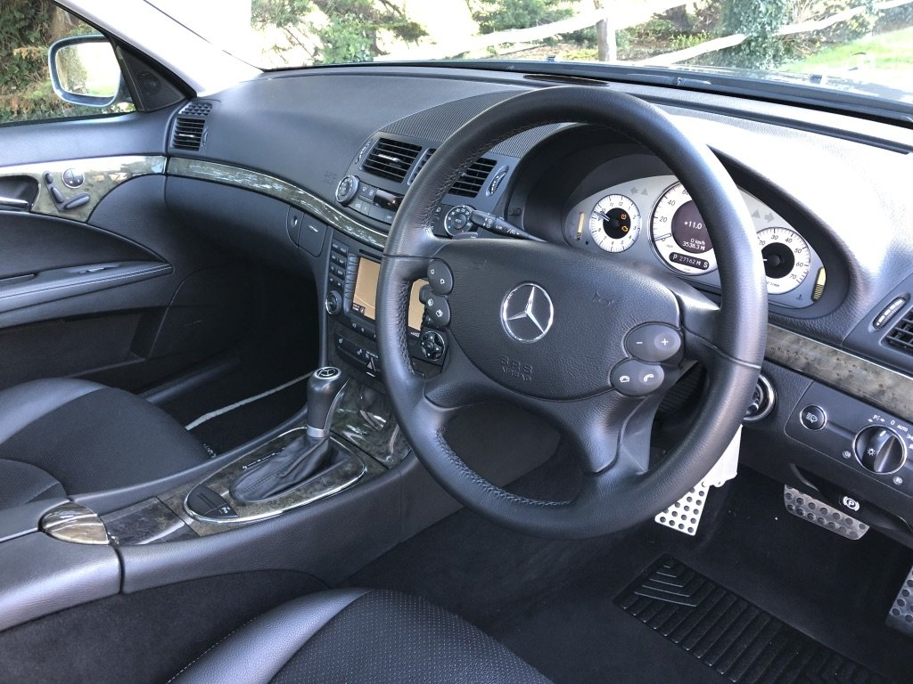 2006 Mercedes Benz E350 V6 Petrol Only 27000 Miles Very Rare For Sale (picture 6 of 6)