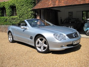 Mercedes Benz SL350 With Just 16,000 Miles From New