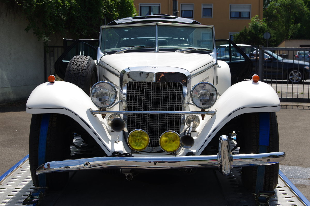 1992 Mercedes 500 K Replica by Classic Roadsters For Sale (picture 2 of 6)