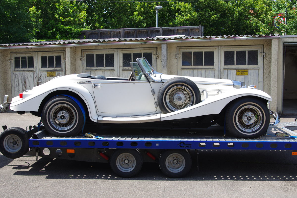 1992 Mercedes 500 K Replica by Classic Roadsters For Sale (picture 6 of 6)