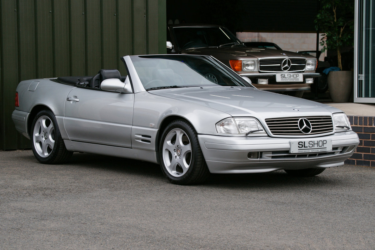 1999 Mercedes-Benz 320SL (R129) #2108 For Sale (picture 1 of 6)