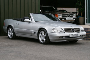 1999 Mercedes-Benz 320SL (R129) #2108 For Sale
