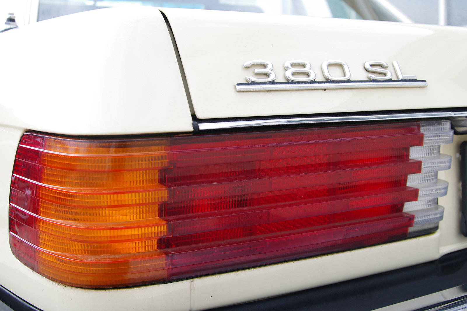 1982 Mercedes-Benz 380 SL - R 107 - partially restored SOLD (picture 6 of 6)