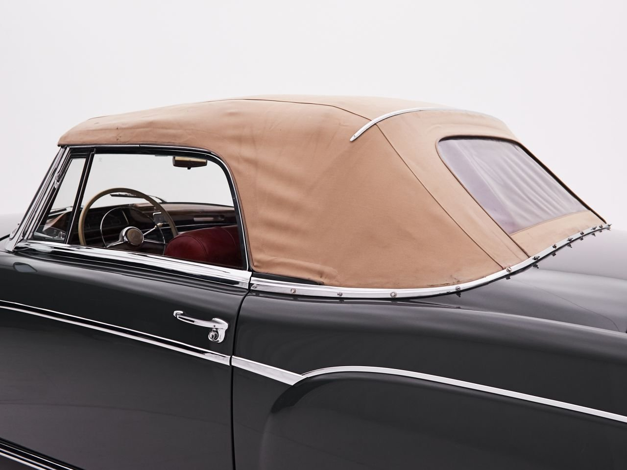 1959 MERCEDES 220S PONTON CABRIOLET for sale For Sale by Auction (picture 6 of 6)