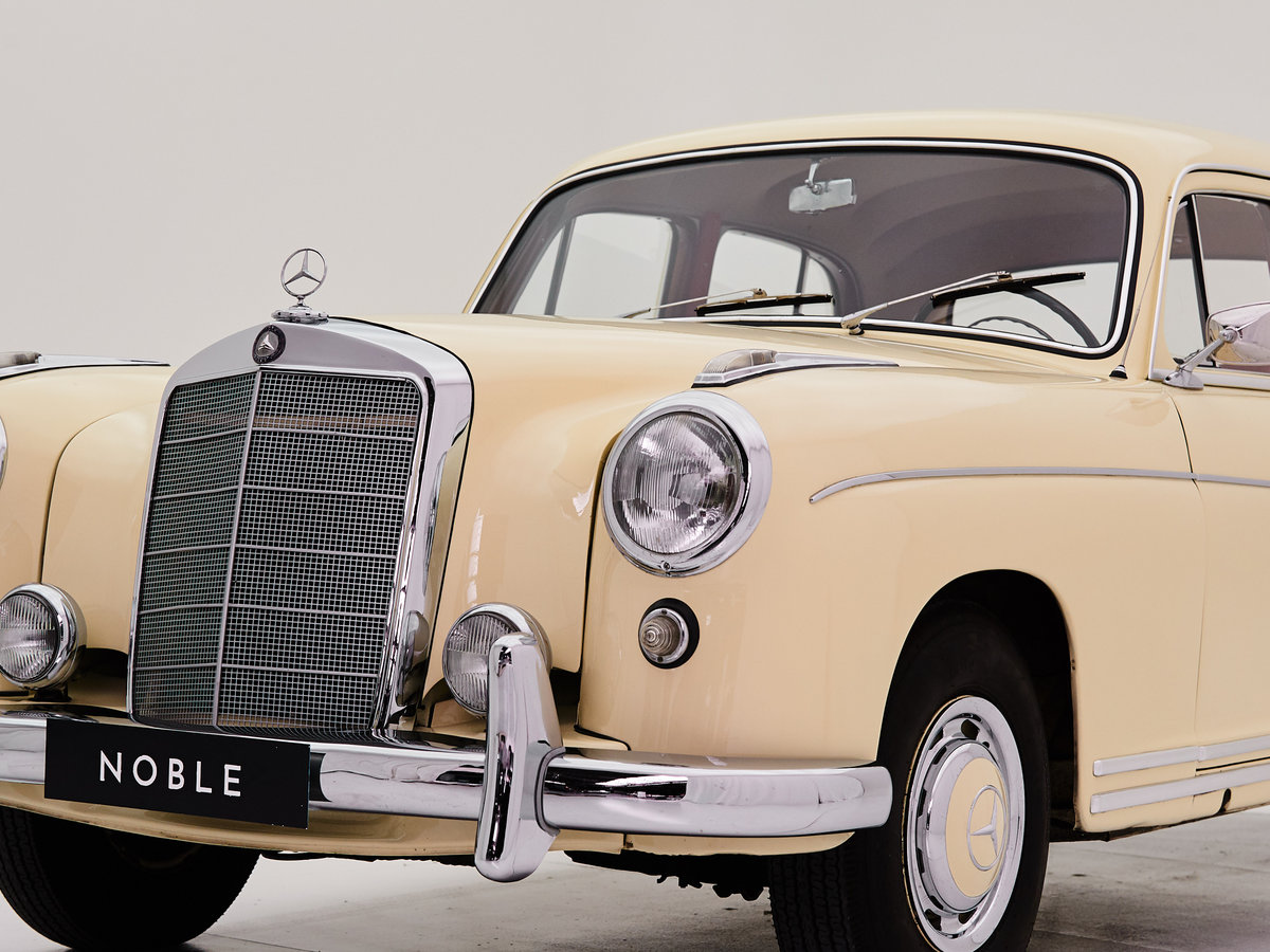 1958 MERCEDES PONTON 220S For Sale by Auction (picture 5 of 6)