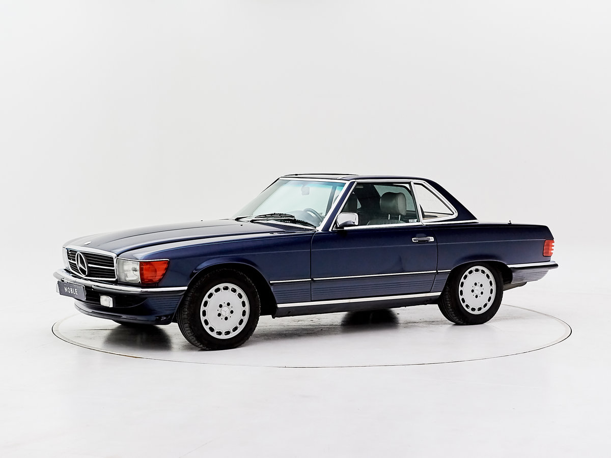 1974 MERCEDES SL 280 For Sale (picture 2 of 6)