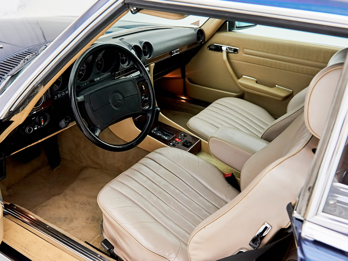 1974 MERCEDES SL 280 For Sale (picture 4 of 6)