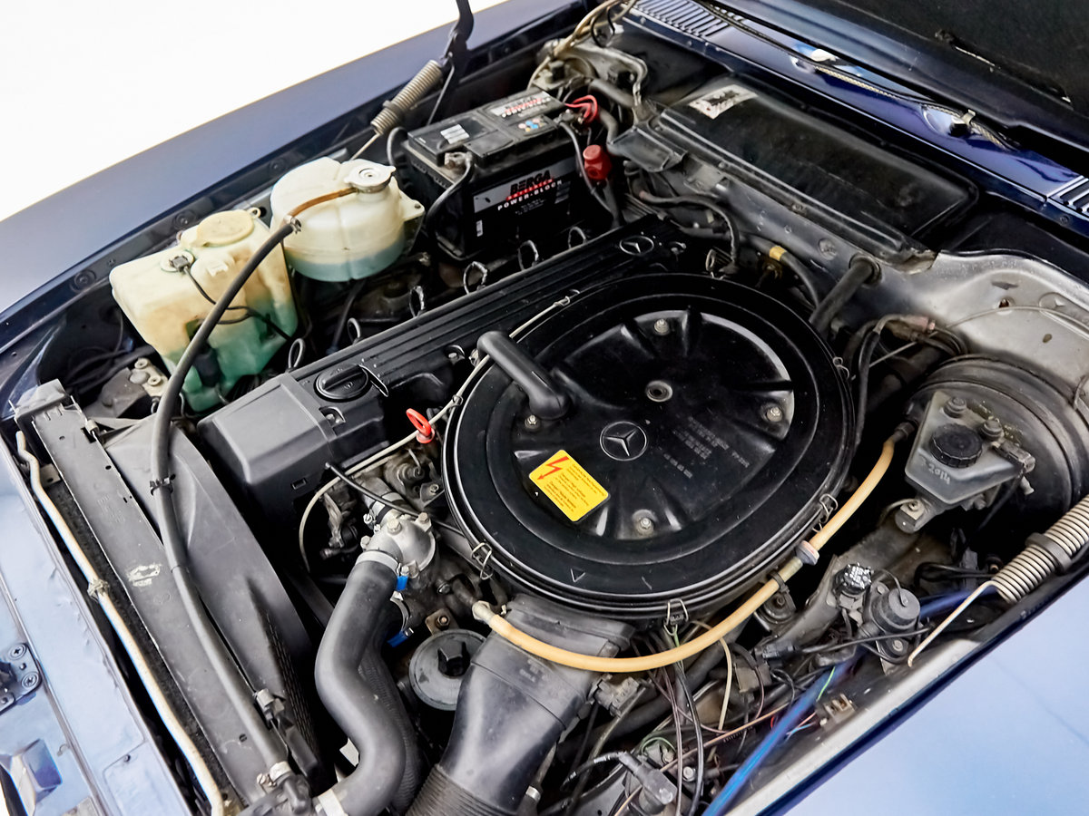 1974 MERCEDES SL 280 For Sale (picture 6 of 6)