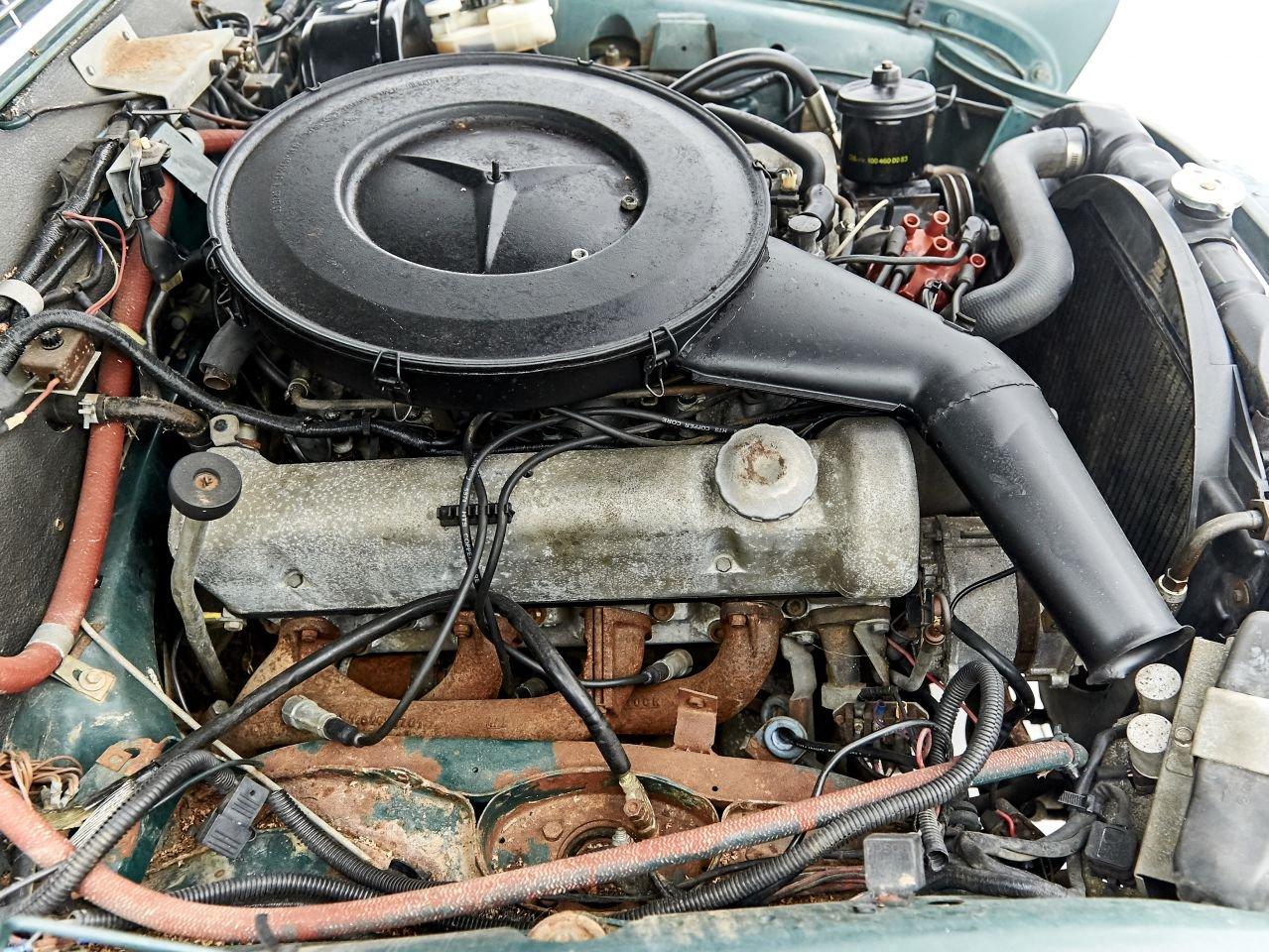 1970 MERCEDES 280SE 3.5 V8 For Sale (picture 3 of 6)