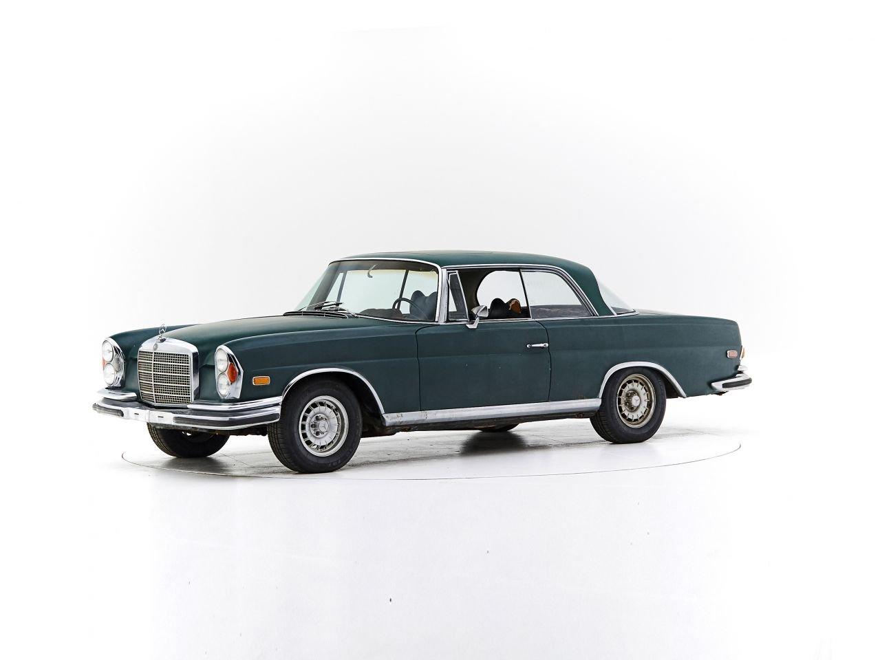 1970 MERCEDES 280SE 3.5 V8 For Sale (picture 6 of 6)