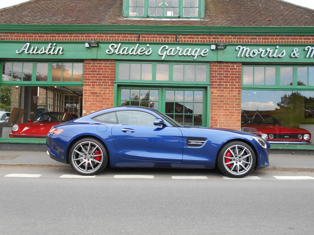 2016 Mercedes AMG GT  SOLD (picture 1 of 6)