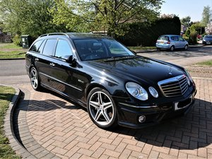 2008 Stunning and Rare Mercedes E63 AMG For Sale