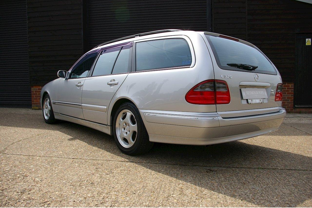 2000 Mercedes-Benz W210 E320 Avantgarde Estate Auto (16560 miles) For Sale (picture 3 of 6)