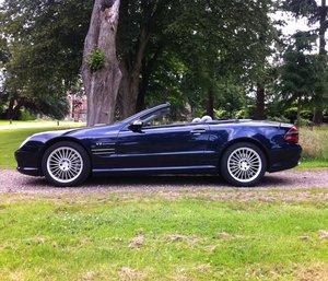 2002 Mercedes SL55 AMG For Sale