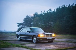 1984 Carat Cullinan by Carat Duchatalet - Mercedes W126 1000SEL For Sale