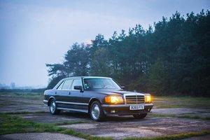 1984 Carat Cullinan by Carat Duchatalet - Mercedes W126 1000SEL For Sale