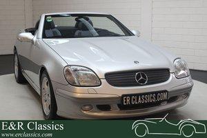 Mercedes-Benz SLK 320 2000 Germany delivered For Sale
