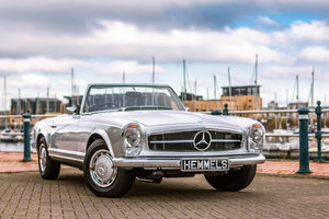 1969 Exclusive 280 SL Roadster W113 Pagoda by Hemmels For Sale