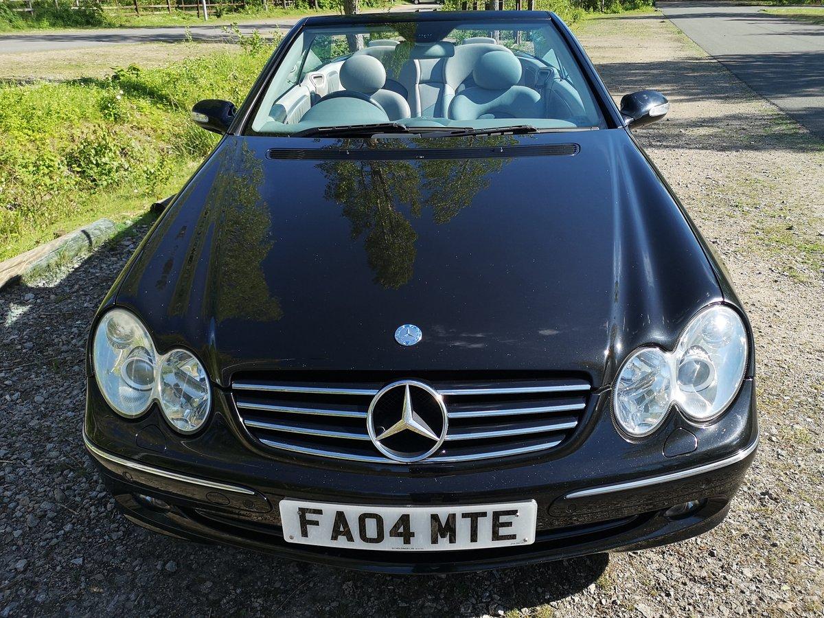 2004 Mercedes-Benz CLK 3.2 CLK320 Avantgarde Cabriolet For Sale (picture 6 of 6)