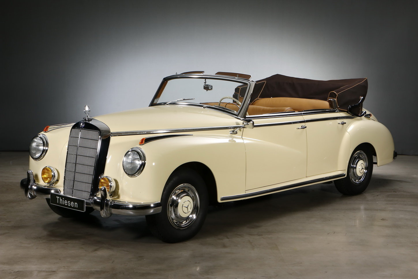 1953 Mercedes-Benz 300 Convertible D For Sale (picture 1 of 6)
