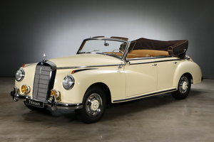 Mercedes-Benz 300 Convertible D For Sale