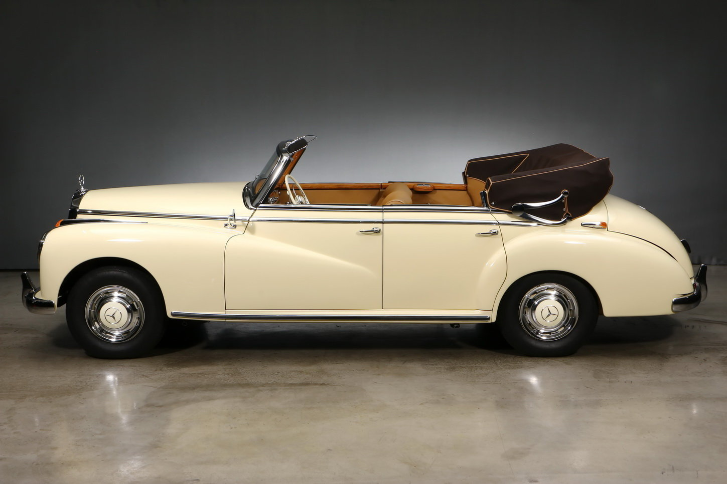 1953 Mercedes-Benz 300 Convertible D For Sale (picture 2 of 6)