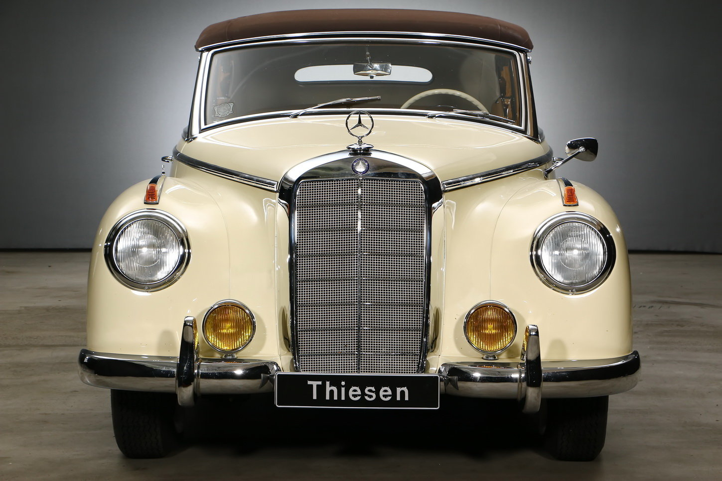 1953 Mercedes-Benz 300 Convertible D For Sale (picture 3 of 6)