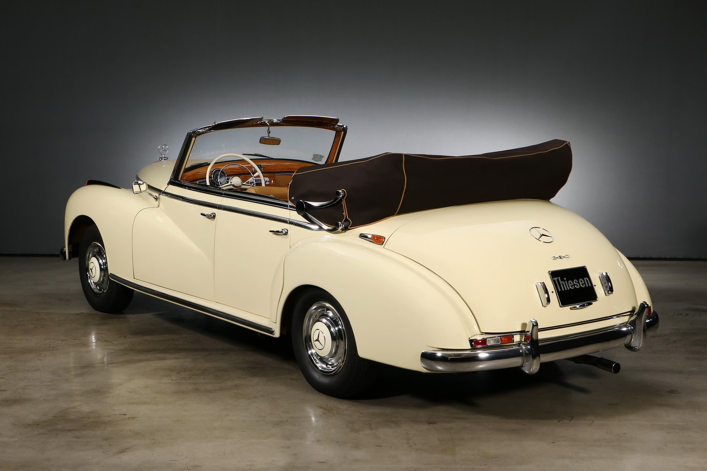 1953 Mercedes-Benz 300 Convertible D For Sale (picture 4 of 6)