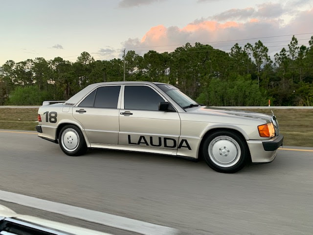 1985 Mercedes 190E 2.3-16 = Rare Euro-specs 1 of kind $29.9k For Sale (picture 1 of 2)