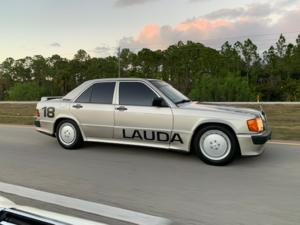 1985 Mercedes 190E 2.3-16 = Rare Euro-specs 1 of kind $29.9k
