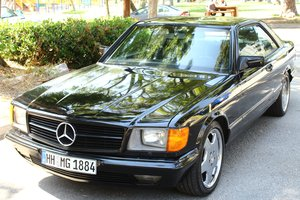 Picture of 1984 MERCEDES-BENZ 500 SEC SOLD
