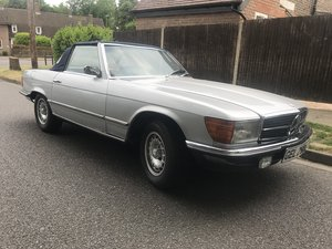 1973 Classic Mercedes 300SL For Sale
