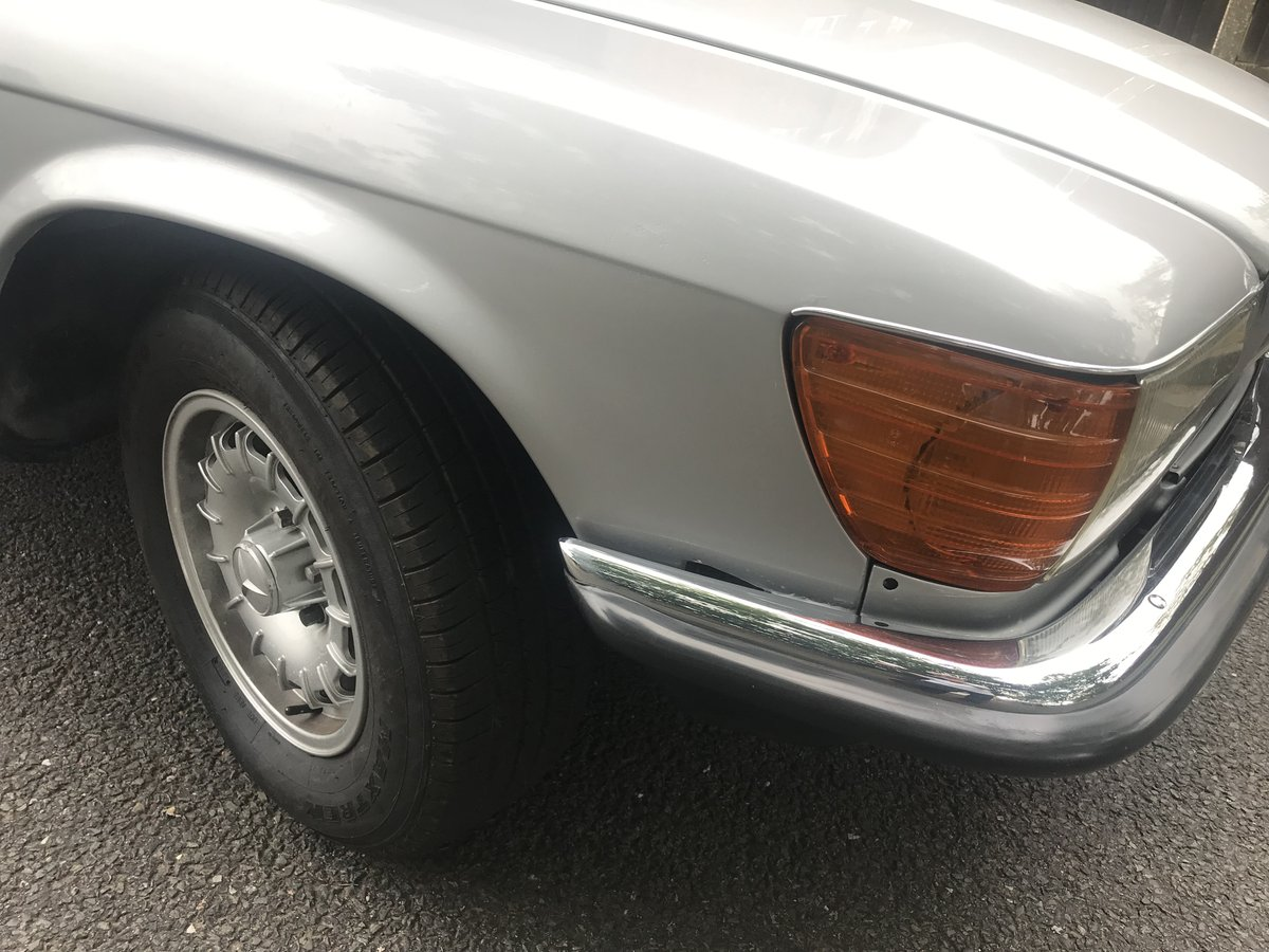 1973 Classic Mercedes 300SL For Sale (picture 3 of 6)