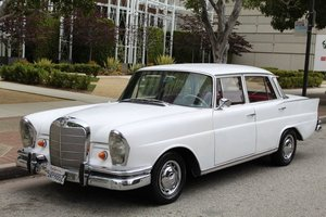1966 MERCEDES-BENZ 230 S W111 For Sale