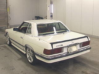 1983 Mercedes 380SL Full body kit and interior styling rust free  For Sale (picture 2 of 3)