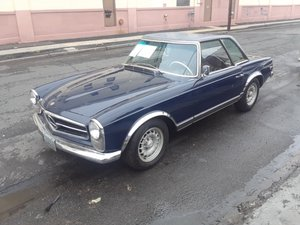1966 Mercedes 230 SL Pagode For Sale