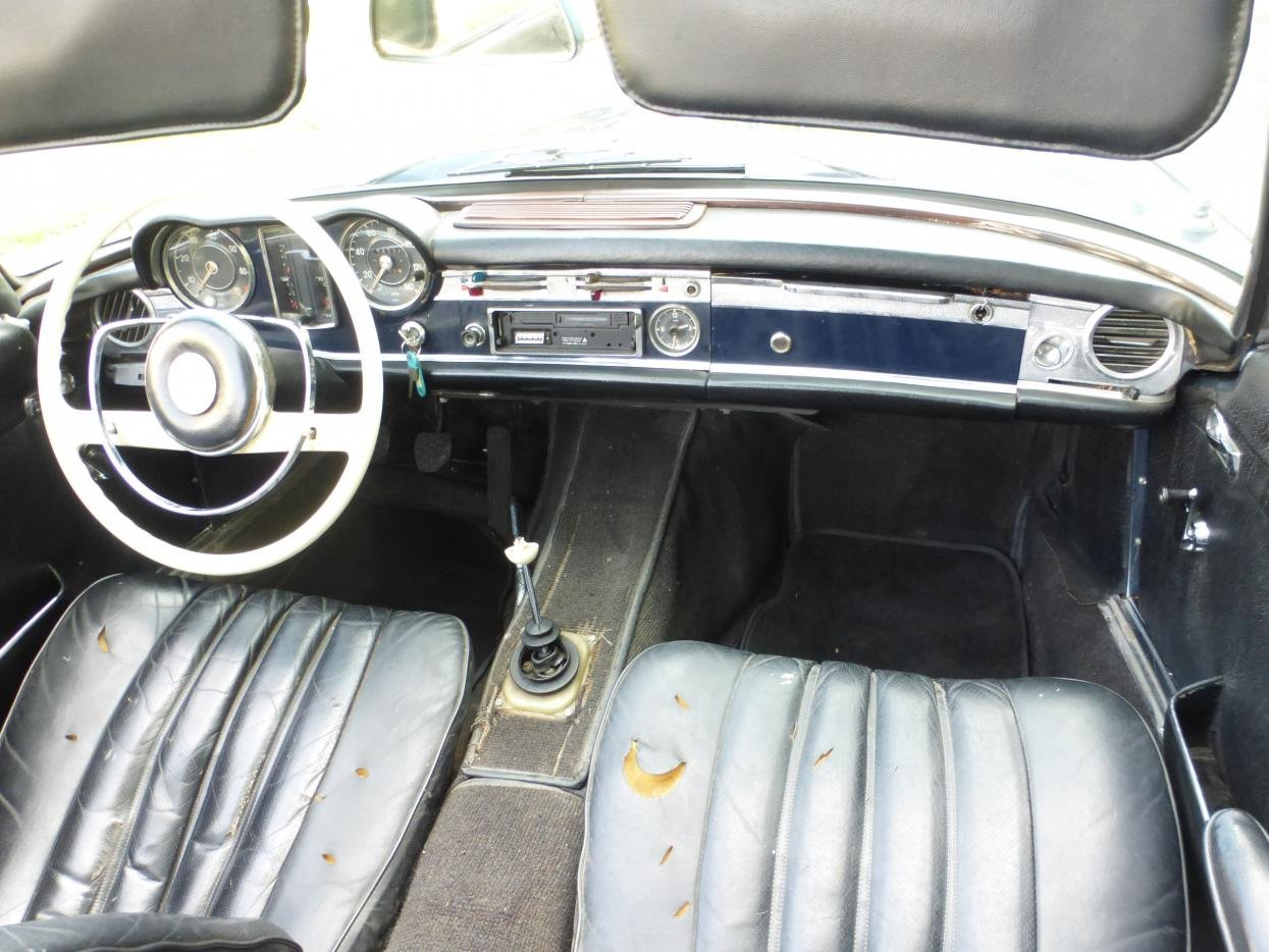 1966 Mercedes 230 SL Pagode For Sale (picture 3 of 6)