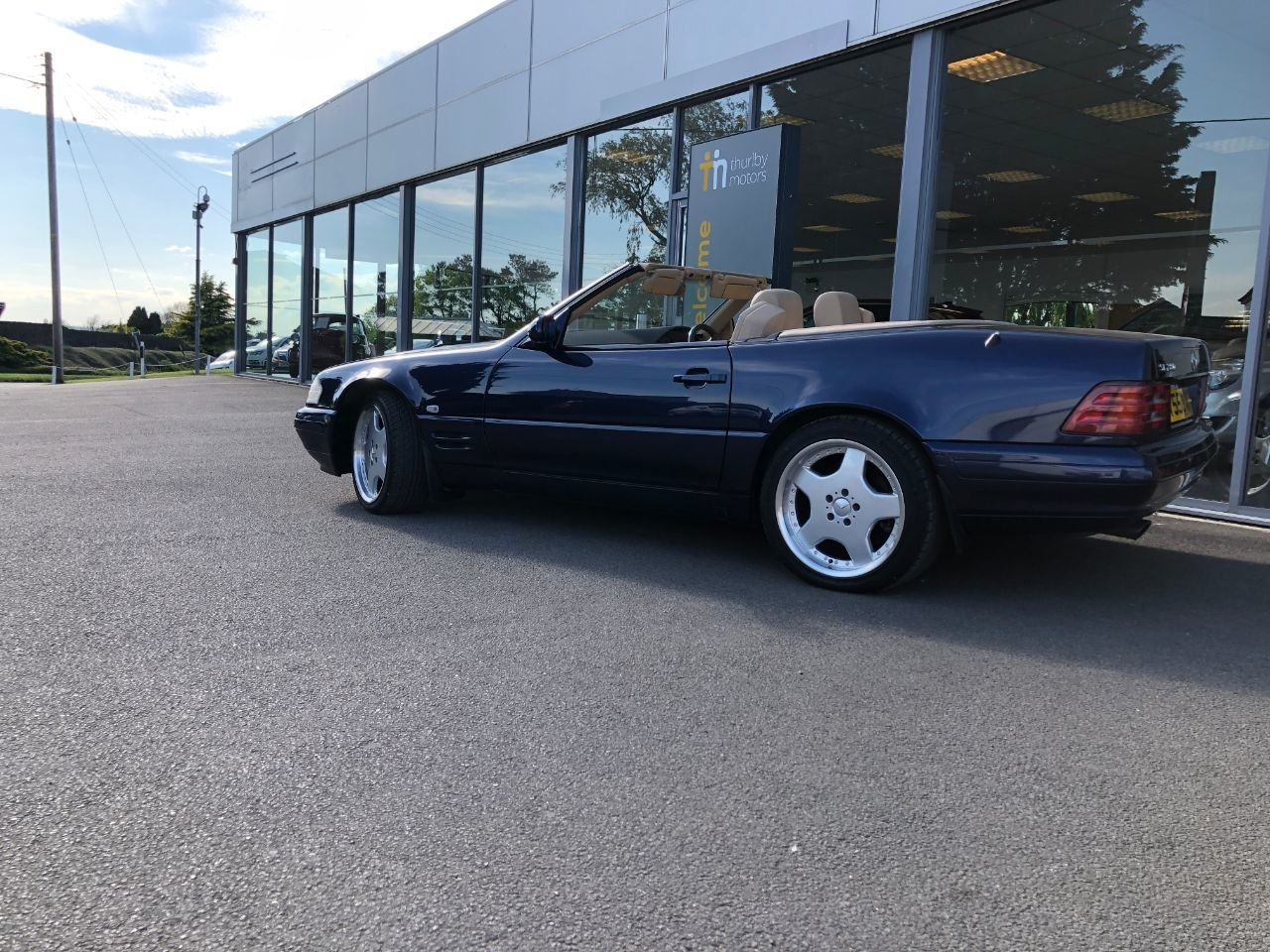1999 Mercedes-Benz SL280   For Sale (picture 2 of 5)