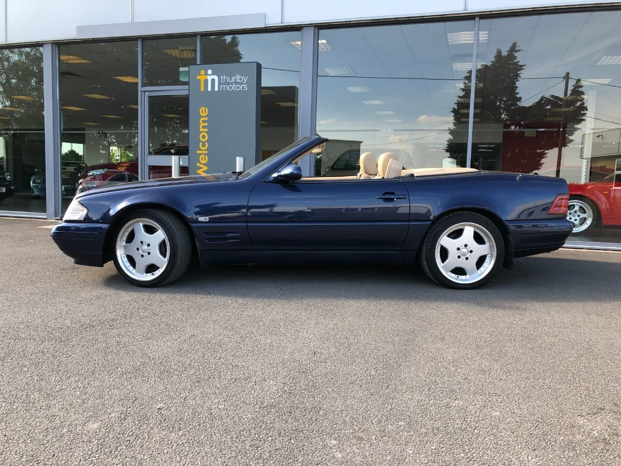 1999 Mercedes-Benz SL280   For Sale (picture 3 of 5)