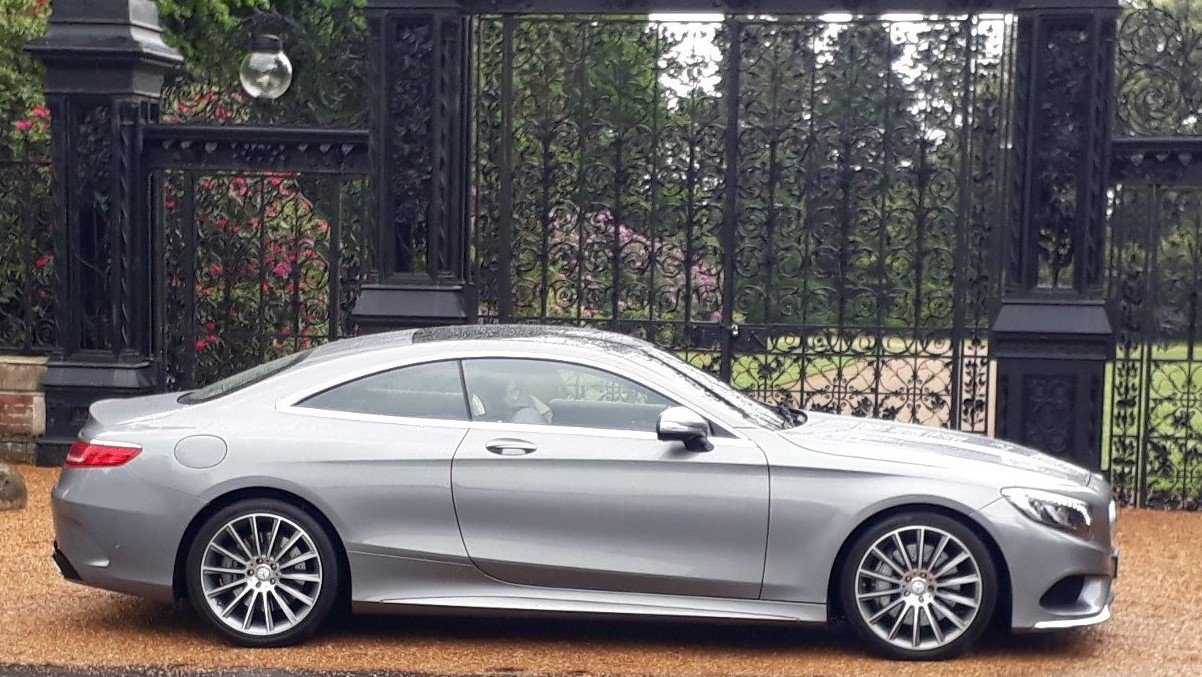 Mercedes-Benz S500 AMG Coupe 2015 29k Miles 1 Owner £110k V8 SOLD (picture 6 of 6)