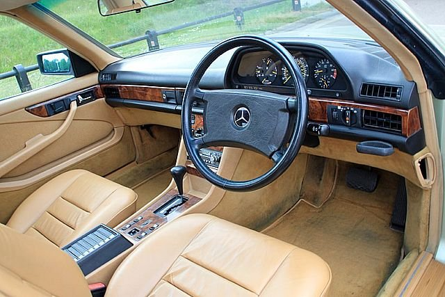 1983 Mercedes Benz SEC 500  For Sale (picture 4 of 6)