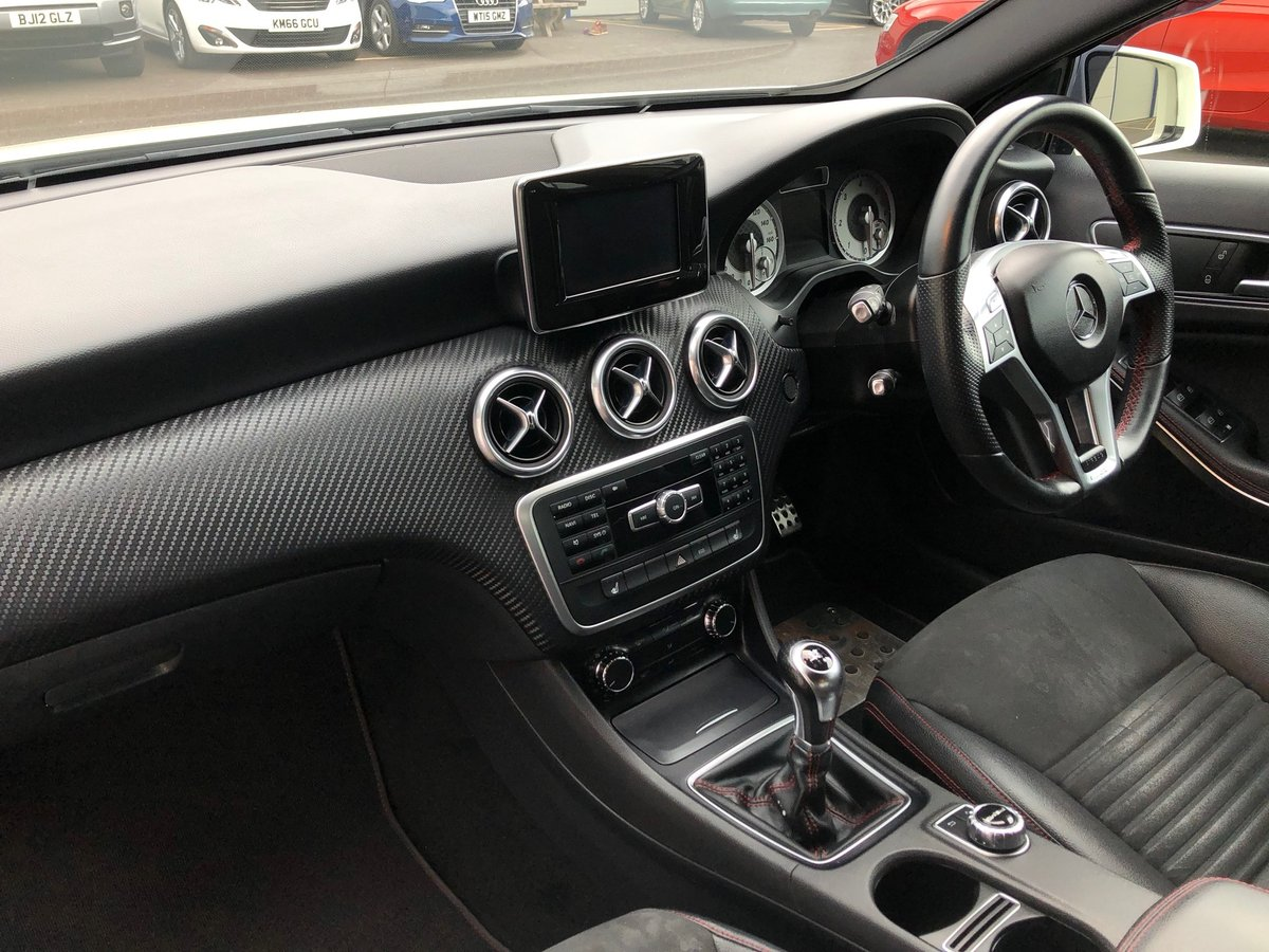2013 63 MERCEDES-BENZ A CLASS 1.8 A200 CDI AMG SOLD (picture 6 of 6)
