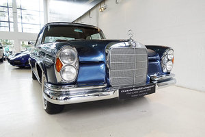 1964 MB 300 SE Cabriolet, fully restored, one of 92 RHD built For Sale