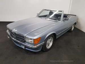 Mercedes-Benz 280SL 1982