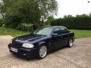 Mercedes Benz c36 Amg one off low miles 3 piece