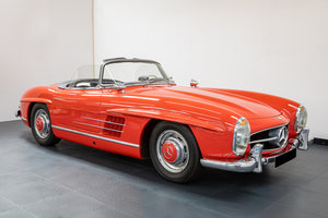 Mercedes Benz 300SL Roadster 1957