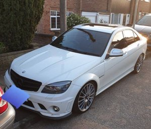 Mercedes C63 Amg 2008 6.3 For Sale
