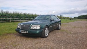 1995 Mercedes w124 e220 coupe amg vgc For Sale